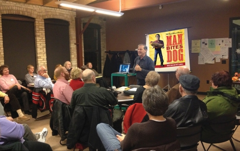 Bruce Kraig Talks Dog!